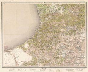Специальная карта Европейской России, лист №80