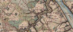 Одноверстка Менде 1850-х гг. Ярославская губерния