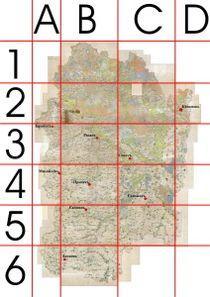 Карты А.И МендеРязанской губернии