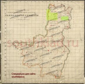 Sbornyj-list-Karta-Mende-Tambovskoj-gubernii-1-versta-v-dyujme